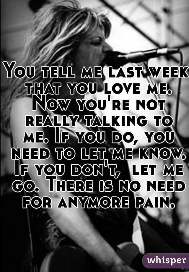 someone to love you let me go