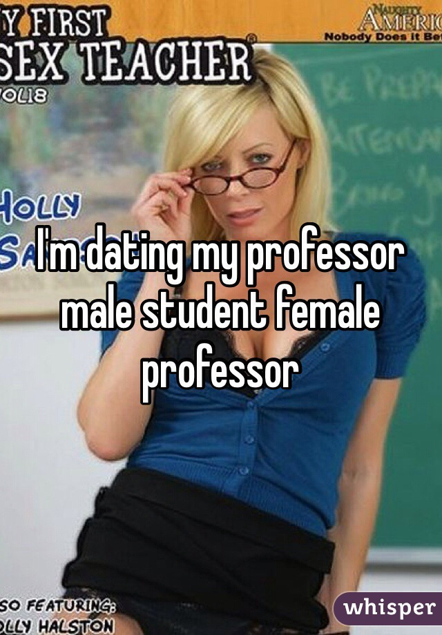 male teachers dating students