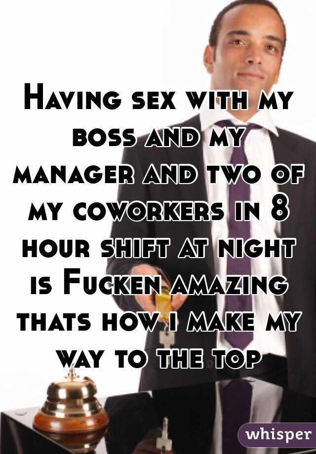 Eight hour sex