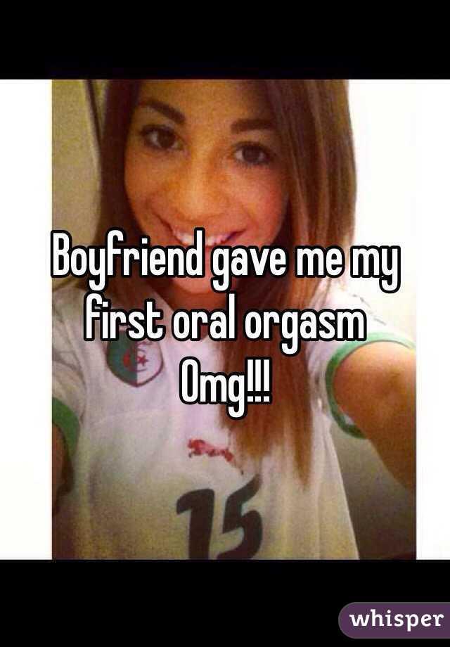 Gave me my first orgasm, hot porno babes