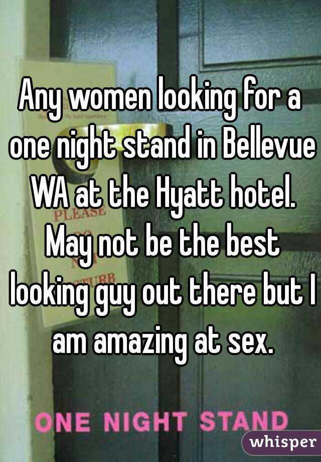 women looking for one night stand
