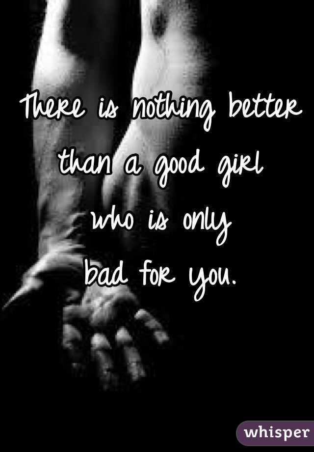 Who is bad girl