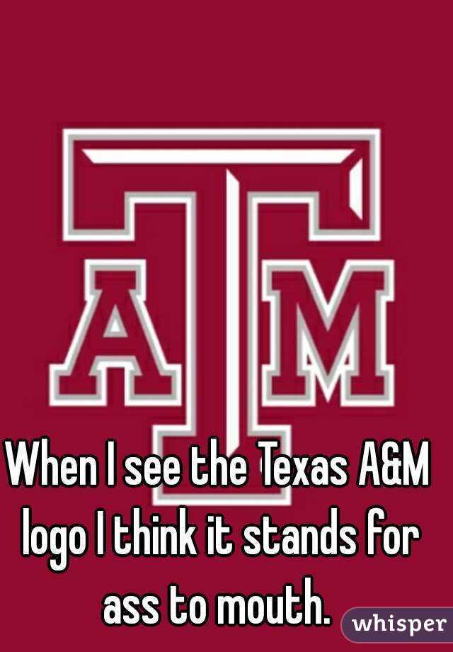 ass Texas a m