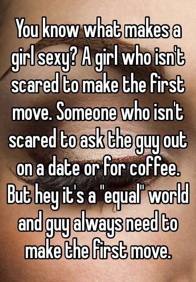 Ask coffee a out How for to guy