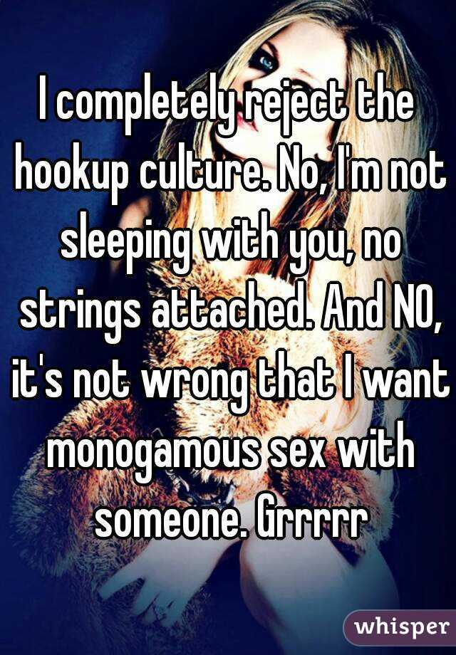 How to handle rejection in hookup