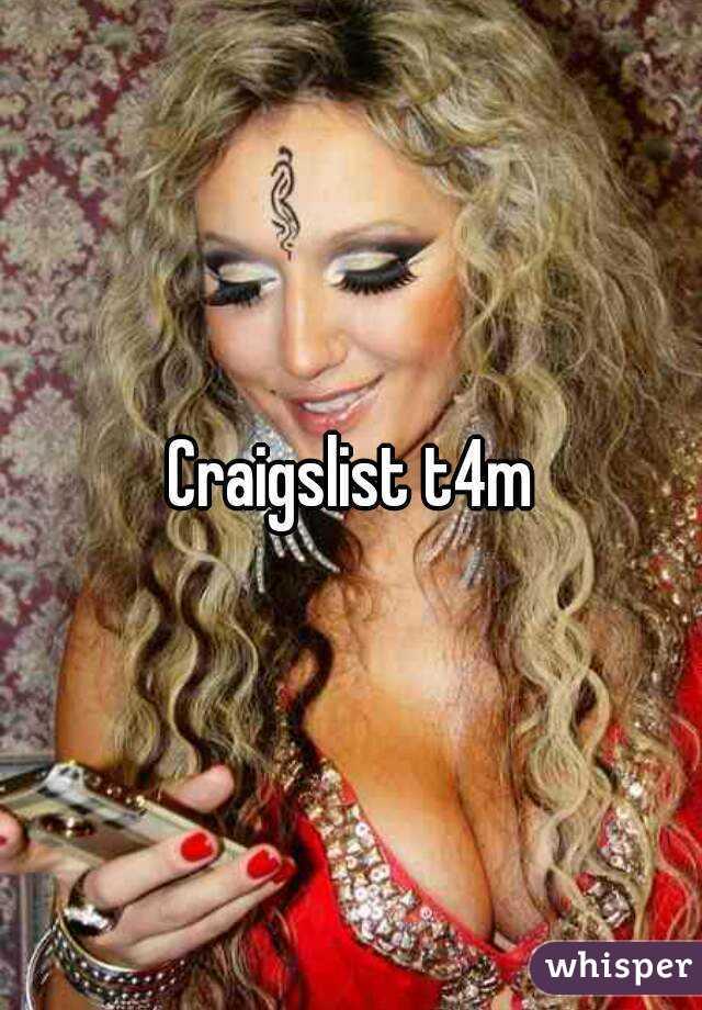 Craigslist houston t4m