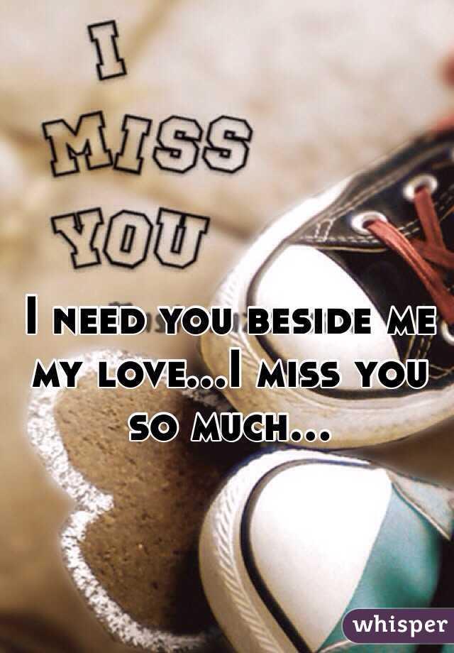 Love need my you i Hezekiah Walker