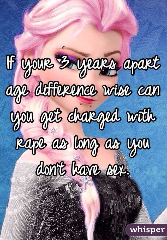 What age can you have sex