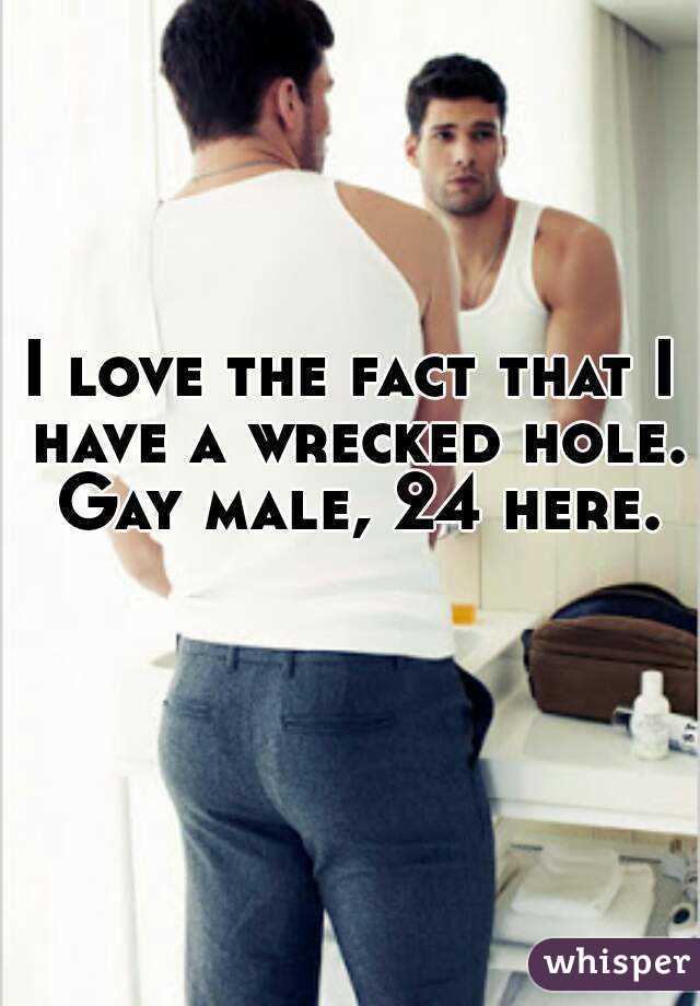 Gay hole gay