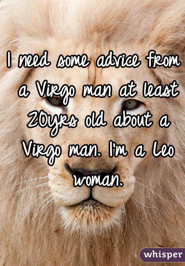 Virgo man and leo woman
