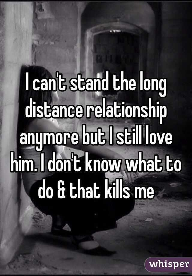 long distance relationship one night stand
