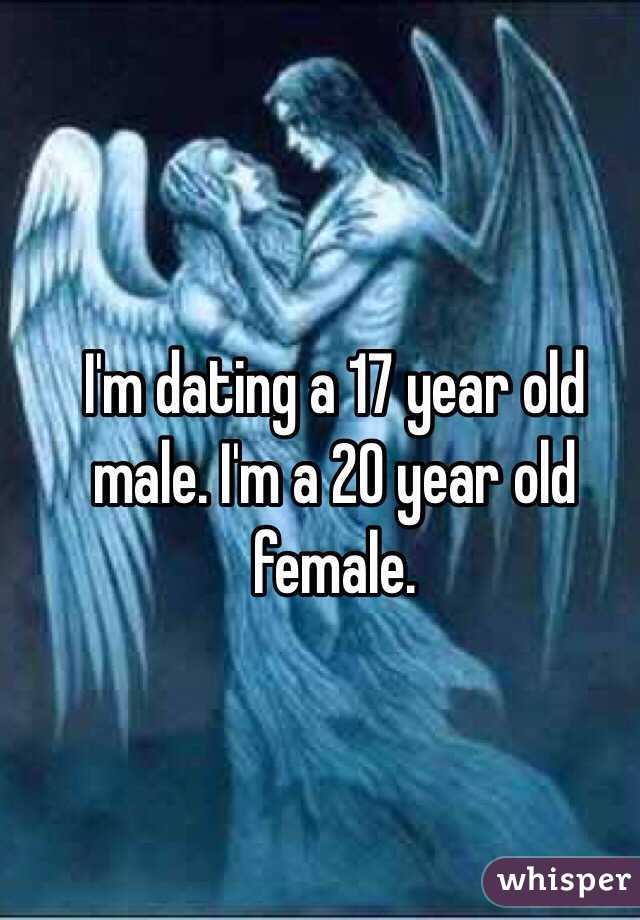 im 20 and dating a 17 year old