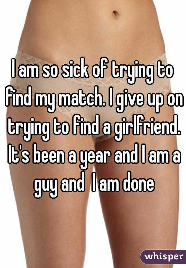 Find my match