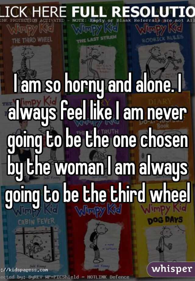 why am i never horny