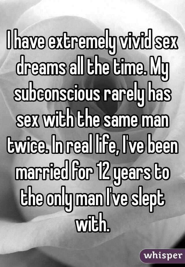 vivid sex dreams