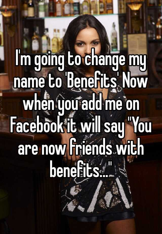 change my name on facebook now