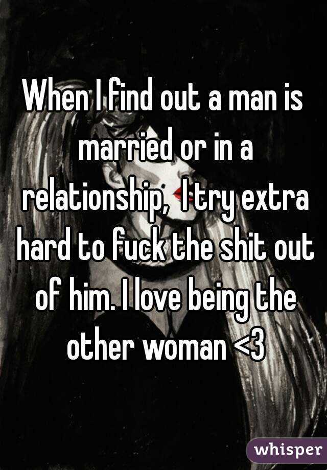 Woman In A The Relationship Being Other