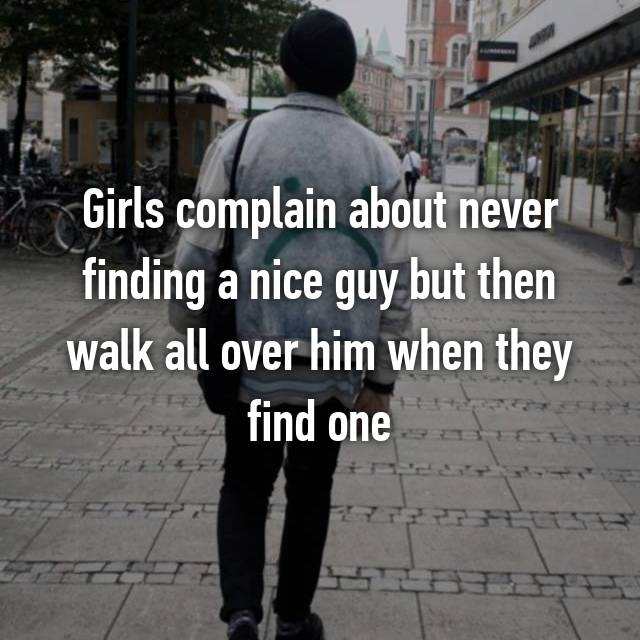 girls like nice guys