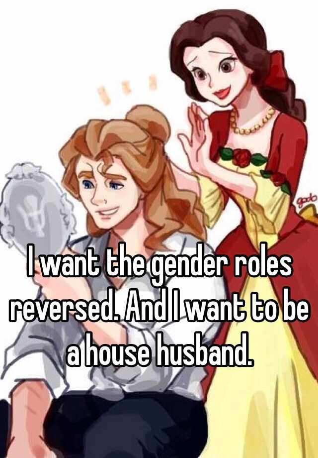 Gender role reversal fiction