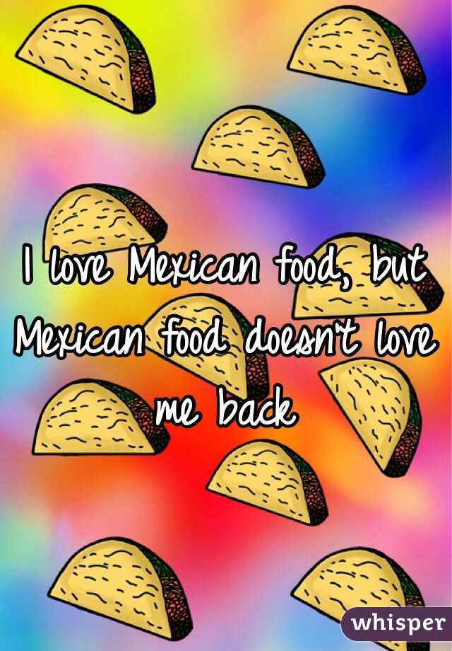 Love in mexican