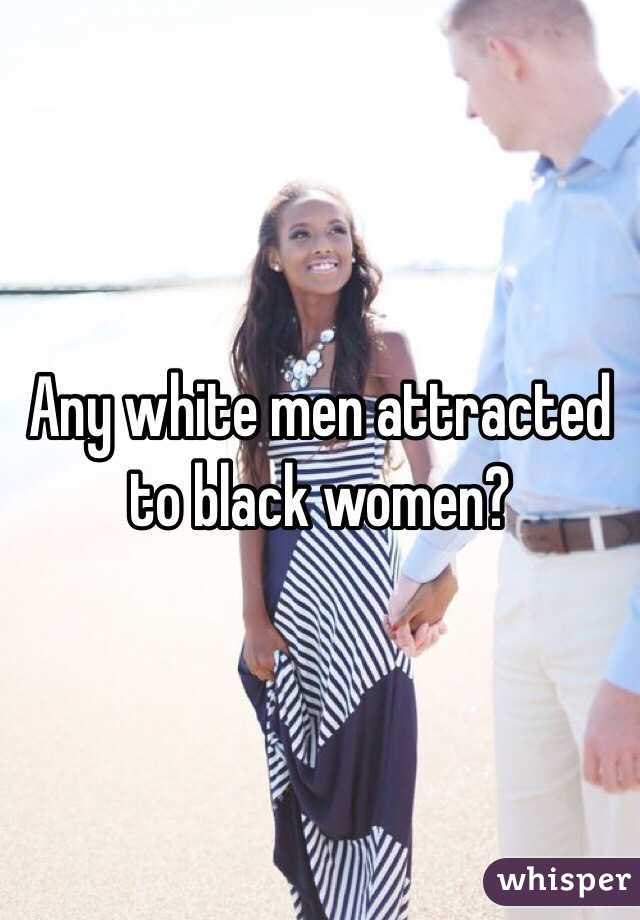How can a black woman attract a white man