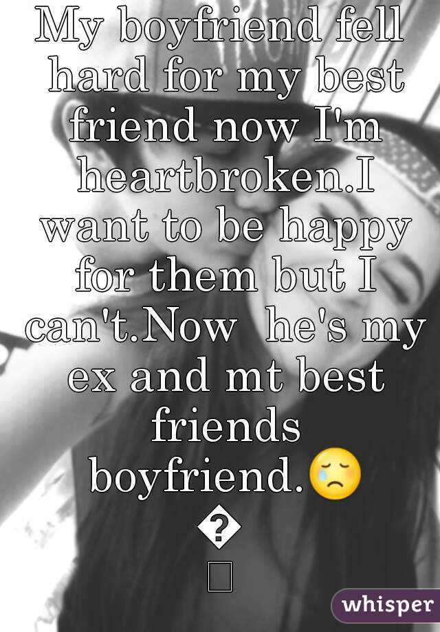 Boyfriend wants to be friends for now