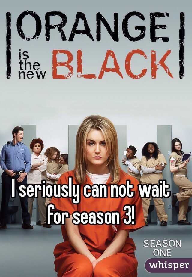 I seriously can not wait for season 3!
