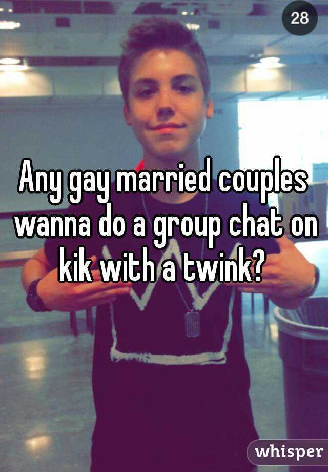 Kik couples