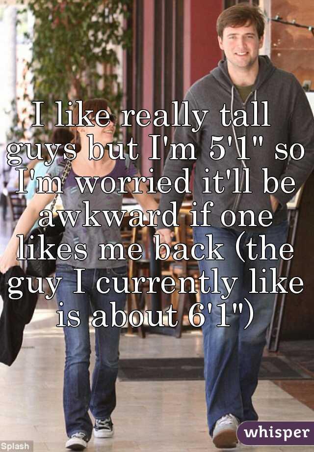 Tall guys really Do Tall