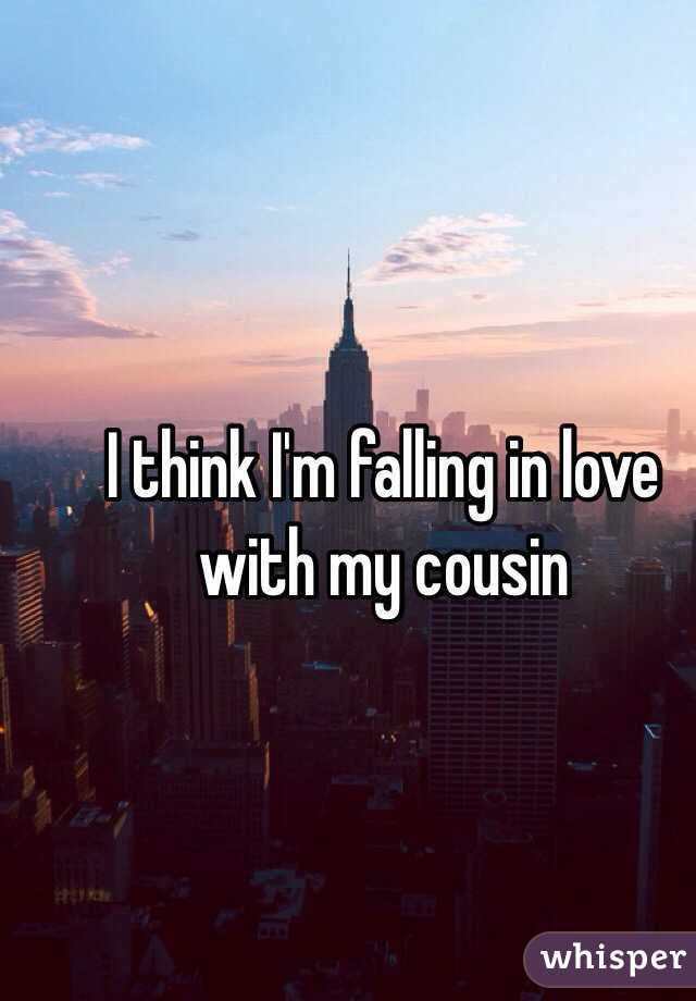 falling in love with cousin