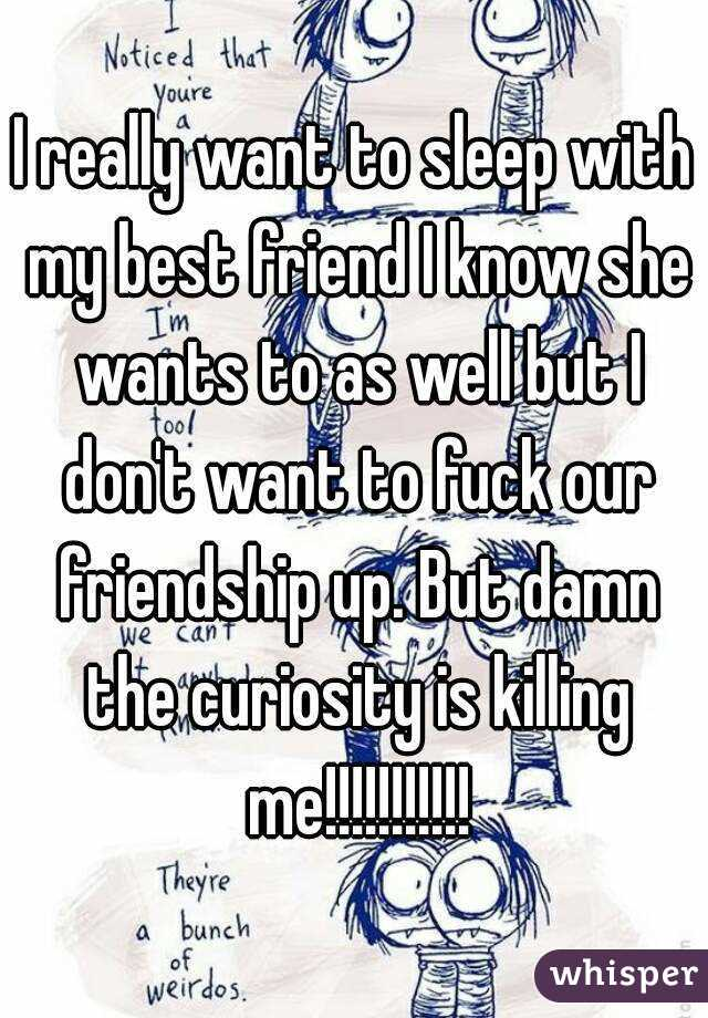 Does She Want To Sleep With Me