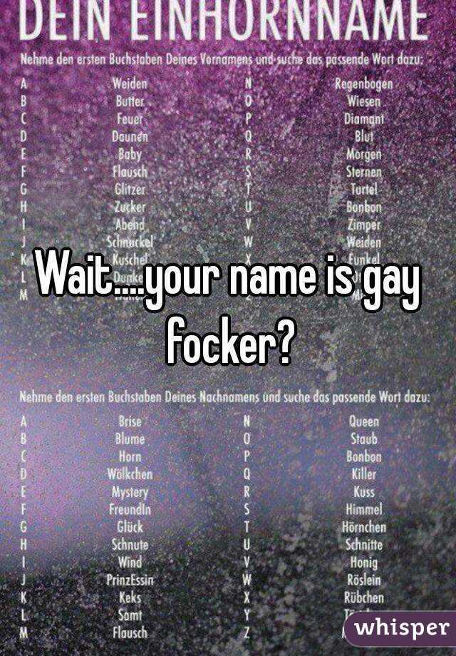 Gay suche