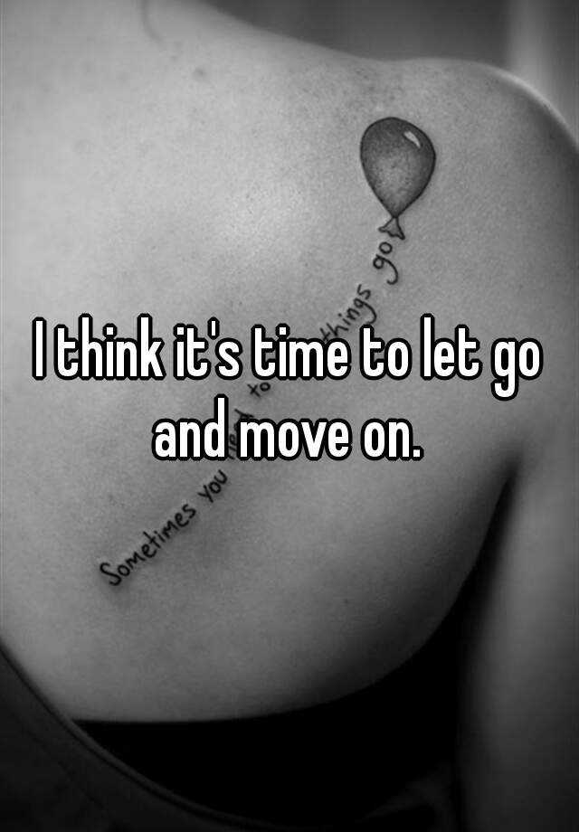 Let go its time to when 7 Signs