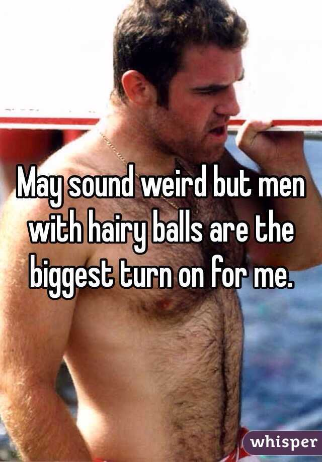 from Keaton hairy balls images