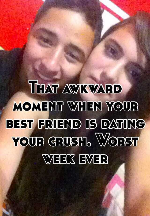 Is It Awkward Dating Your Best Friend