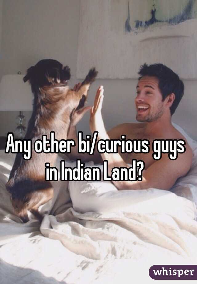 Any other bi/curious guys in Indian Land?