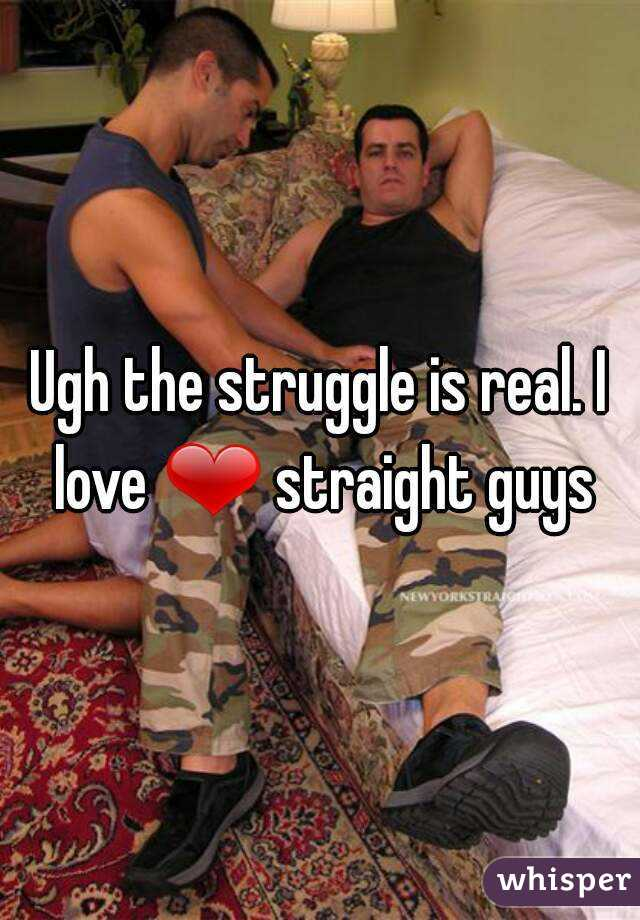Real Straight Guys