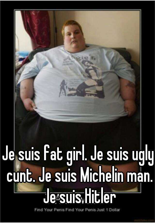 Fat Ugly Cunt