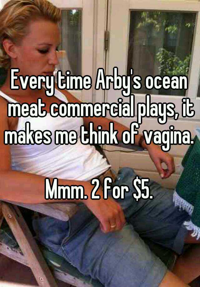 Girl In Arby S Commercial