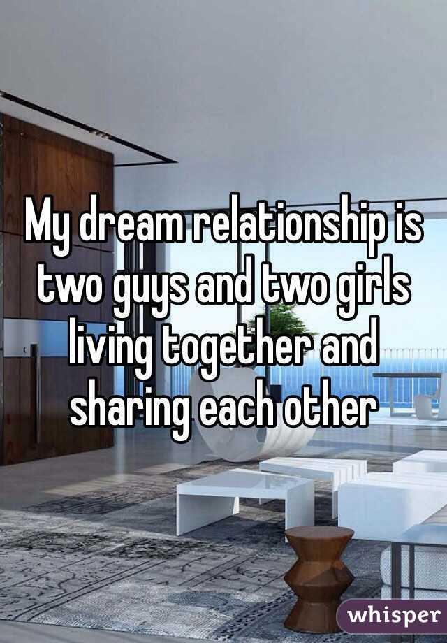 guys girl Two sharing