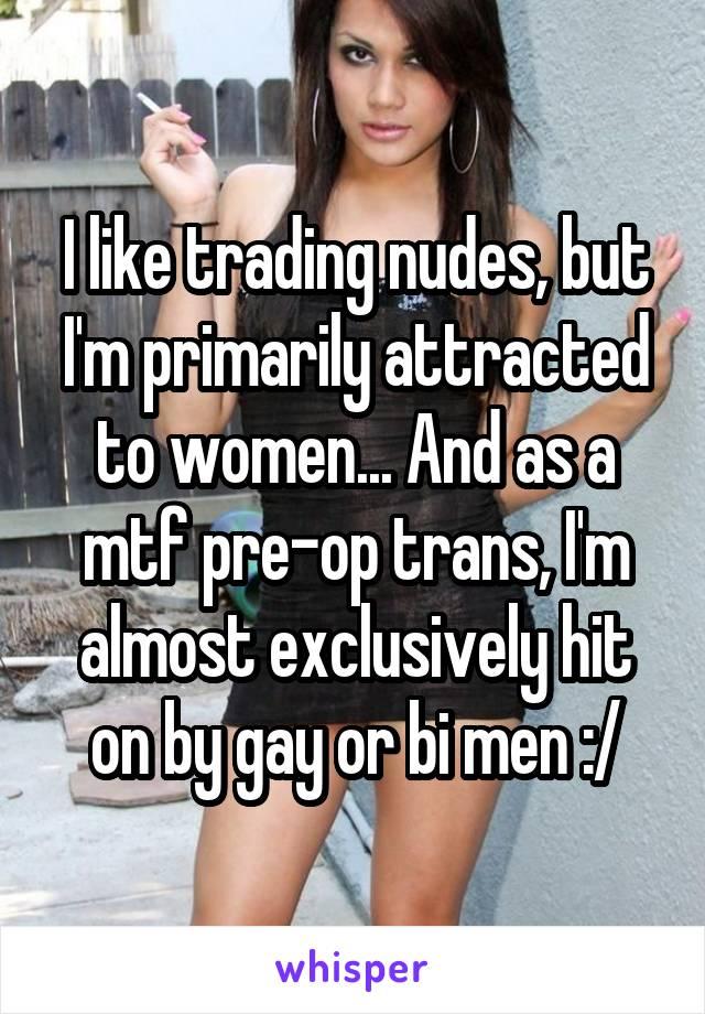 Women who like bi men