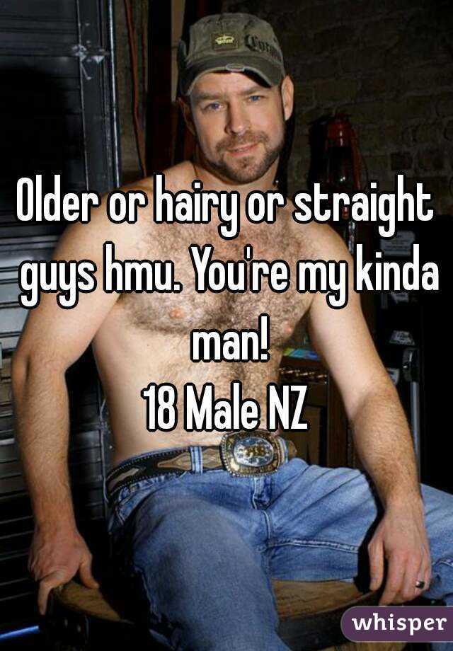 Canadian hairy men