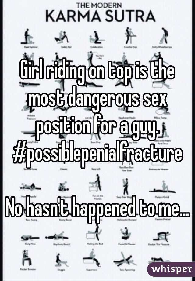 sex positions with guy on top