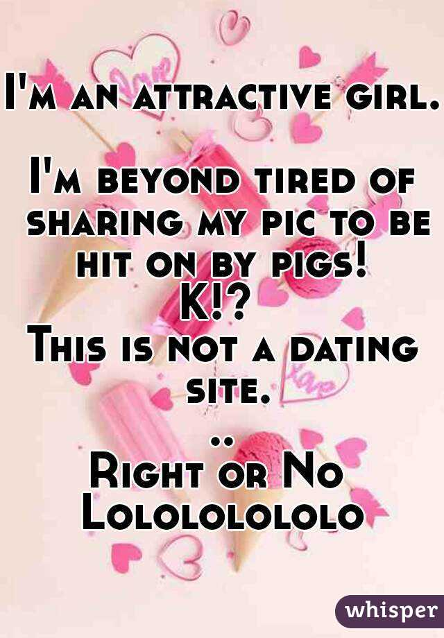 dating site for pigs