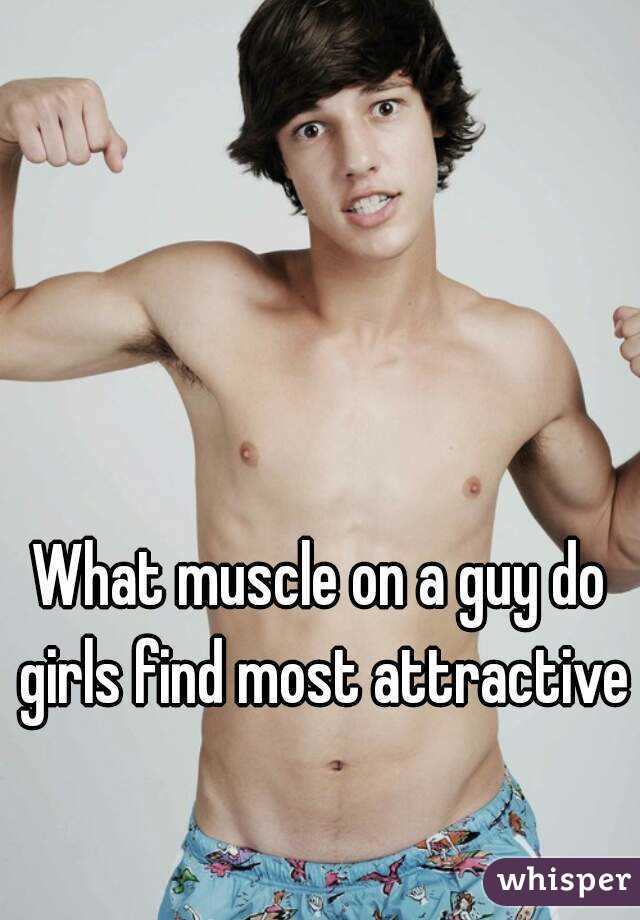 What Do Girls Think Is Attractive