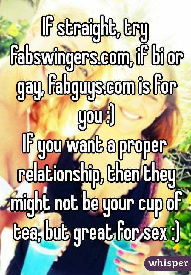 Gayfabswingers