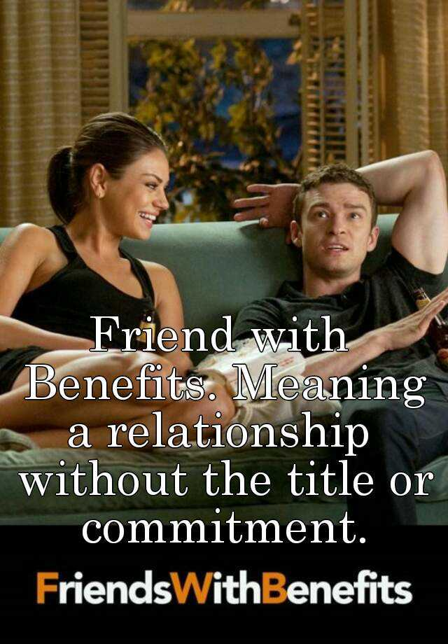 friends with benefits movie essay Essay on friends with benefits research - descriptive and non-experimental research is very relevant in the sciences, although many people may not understand that non-experimental research can come in two forms a quantitative study, or a qualitative study.