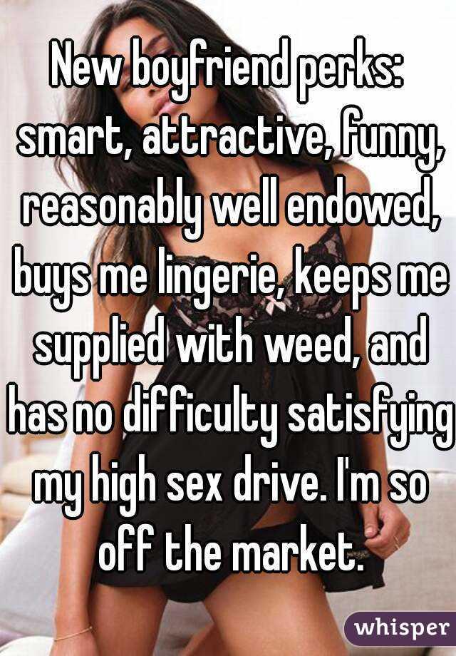 Wife no sex drive money