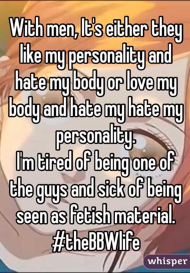 Fetish lover sick