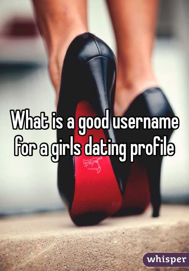 60 Catchy and Impressive Username Ideas for Dating Sites